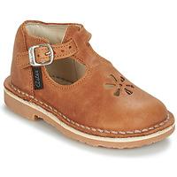 Παπούτσια Παιδί Μπαλαρίνες Aster BIMBO Cognac
