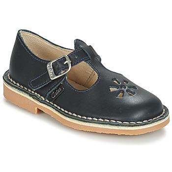 Παπούτσια Παιδί Μπαλαρίνες Aster DINGO Marine
