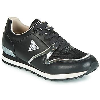 Παπούτσια Άνδρας Χαμηλά Sneakers Guess NEW CHARLIE Black