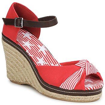 Παπούτσια Γυναίκα Σανδάλια / Πέδιλα StylistClick PATTY Red