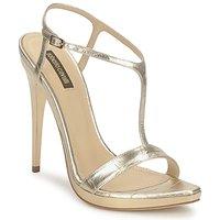 Παπούτσια Γυναίκα Σανδάλια / Πέδιλα Roberto Cavalli RDS736 Χρυσο