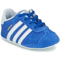 Παπούτσια Παιδί Χαμηλά Sneakers adidas Originals GAZELLE CRIB Μπλέ