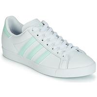 Παπούτσια Γυναίκα Χαμηλά Sneakers adidas Originals COURSTAR Άσπρο / Μπλέ