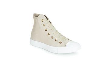 Παπούτσια Γυναίκα Ψηλά Sneakers Converse CHUCK TAYLOR ALL STAR HEARTS CANVAS HI Grey