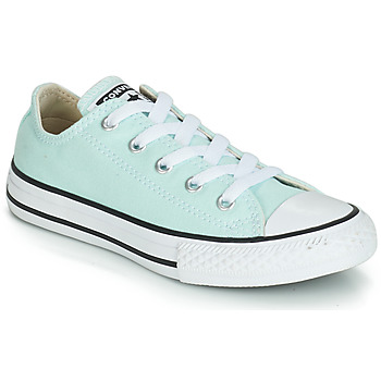 Παπούτσια Κορίτσι Χαμηλά Sneakers Converse CHUCK TAYLOR ALL STAR SEASONAL CANVAS OX Μπλέ