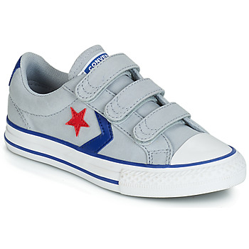 Παπούτσια Παιδί Χαμηλά Sneakers Converse STAR PLAYER 3V CANVAS OX Grey