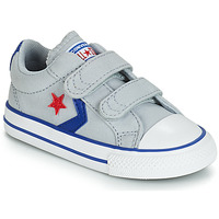 Παπούτσια Παιδί Χαμηλά Sneakers Converse STAR PLAYER 2V CANVAS OX Grey