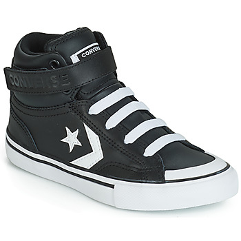 Παπούτσια Παιδί Ψηλά Sneakers Converse PRO BLAZE STRAP LEATHER HI Black