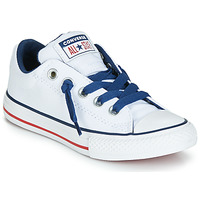 Παπούτσια Παιδί Χαμηλά Sneakers Converse CHUCK TAYLOR ALL STAR STREET CANVAS OX Άσπρο