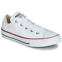 Παπούτσια Κορίτσι Χαμηλά Sneakers Converse CHUCK TAYLOR ALL STAR BROADERIE ANGLIAS OX Άσπρο