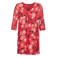 Υφασμάτινα Γυναίκα Κοντά Φορέματα One Step RIEDO Red