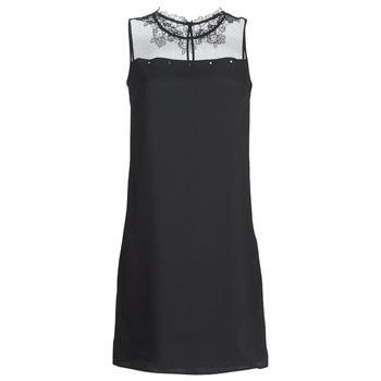 Υφασμάτινα Γυναίκα Κοντά Φορέματα One Step TINA Black