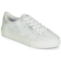 Παπούτσια Γυναίκα Χαμηλά Sneakers No Name ARCADE Άσπρο / Argenté