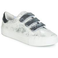 Παπούτσια Γυναίκα Χαμηλά Sneakers No Name ARCADE Άσπρο / Grey