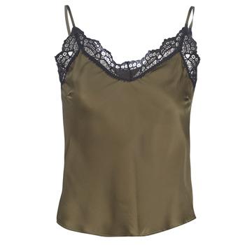 Υφασμάτινα Γυναίκα Μπλούζες Ikks BN11105-56 Kaki