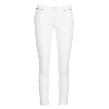 Υφασμάτινα Γυναίκα Skinny Τζιν  Ikks BN29135-11 Άσπρο
