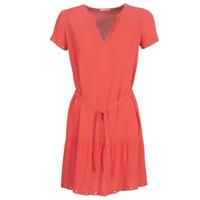 Υφασμάτινα Γυναίκα Κοντά Φορέματα Ikks BN30115-35 Corail / Ροζ
