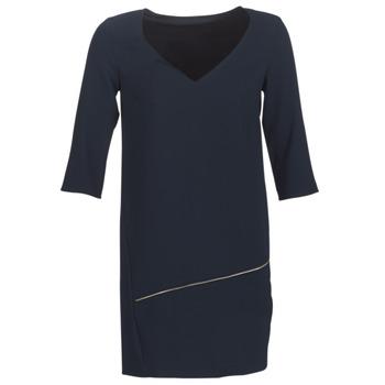Υφασμάτινα Γυναίκα Κοντά Φορέματα Ikks BN30305-49 Marine