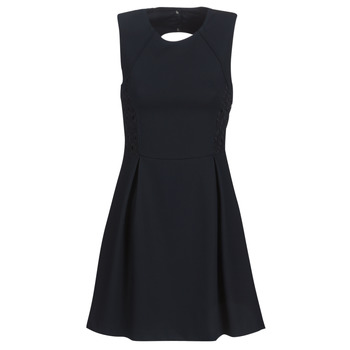Υφασμάτινα Γυναίκα Κοντά Φορέματα Ikks BN31035-549 Marine
