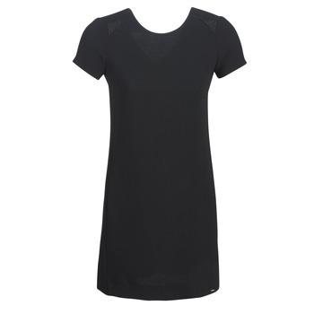 Υφασμάτινα Γυναίκα Κοντά Φορέματα Ikks BN30105-04 Black