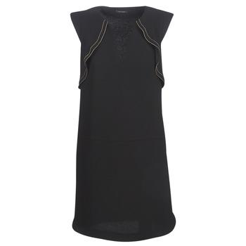 Υφασμάτινα Γυναίκα Κοντά Φορέματα Ikks BN31075-02 Black