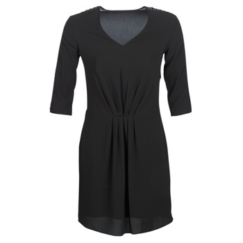 Υφασμάτινα Γυναίκα Κοντά Φορέματα Ikks BN30015-04 Black