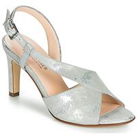 Παπούτσια Γυναίκα Σανδάλια / Πέδιλα Peter Kaiser OPRAH Silver