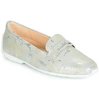 ba230a0879b5 Παπούτσια Γυναίκα Μοκασσίνια Peter Kaiser ALJONA Silver