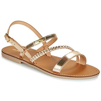 Παπούτσια Γυναίκα Σανδάλια / Πέδιλα Les Tropéziennes par M Belarbi BATRESSE Gold