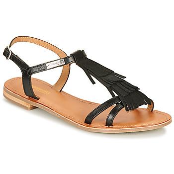Παπούτσια Γυναίκα Σανδάλια / Πέδιλα Les Tropéziennes par M Belarbi BELIE Black