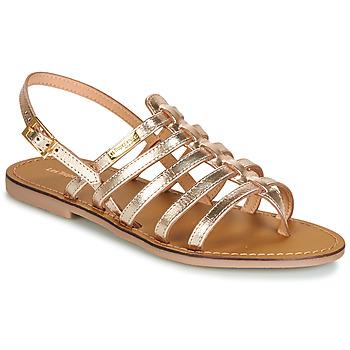 Παπούτσια Γυναίκα Σανδάλια / Πέδιλα Les Tropéziennes par M Belarbi HERILO Gold