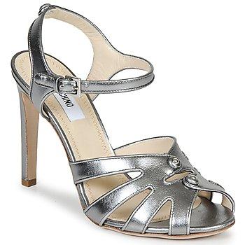Παπούτσια Γυναίκα Σανδάλια / Πέδιλα Moschino MA1604 NAPPA-ACCAI
