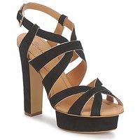 Παπούτσια Γυναίκα Σανδάλια / Πέδιλα Eva Turner LIVIA Black