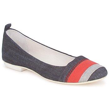 Παπούτσια Γυναίκα Μπαλαρίνες Marithé & Francois Girbaud BRUMES Denim