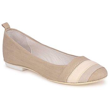 Παπούτσια Γυναίκα Μπαλαρίνες Marithé & Francois Girbaud BRUMES Beige