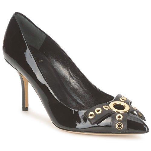 Παπούτσια Γυναίκα Γόβες Moschino Cheap & CHIC CA1012  000-μαύρο