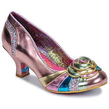 Παπούτσια Γυναίκα Γόβες Irregular Choice STUPENDA Ροζ