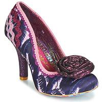 Παπούτσια Γυναίκα Γόβες Irregular Choice PRIZE WINNER Violet