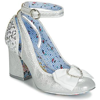 Παπούτσια Γυναίκα Γόβες Irregular Choice DEITY Silver