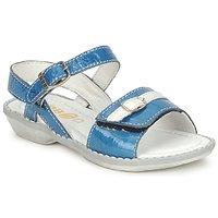 Παπούτσια Κορίτσι Σανδάλια / Πέδιλα GBB CARAIBES FIZZ μπλέ / άσπρο
