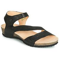 Παπούτσια Γυναίκα Σανδάλια / Πέδιλα Think WANG Black