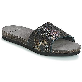 Παπούτσια Γυναίκα Τσόκαρα Think TANA Black