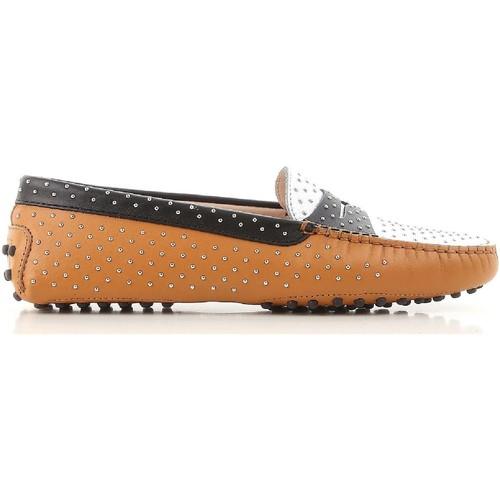 Παπούτσια Γυναίκα Μοκασσίνια Tod's XXW00G0X360I0M0YZB multicolore