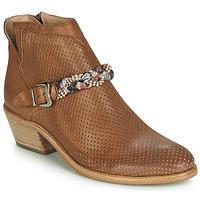 Παπούτσια Γυναίκα Μπότες Muratti DENISETTE Cognac