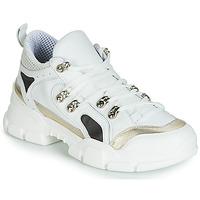 Παπούτσια Γυναίκα Χαμηλά Sneakers Sweet Lemon ELISA Άσπρο