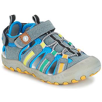 Παπούτσια Αγόρι Σπορ σανδάλια Gioseppo 43008 Grey / Multicolore