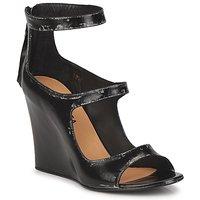 Παπούτσια Γυναίκα Σανδάλια / Πέδιλα Premiata 2830 LUCE Nero