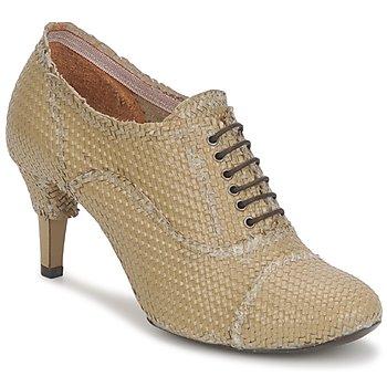 Παπούτσια Γυναίκα Χαμηλές Μπότες Premiata 2851 LUCE Ocra