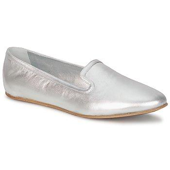 Παπούτσια Γυναίκα Μοκασσίνια Rochas RO18101 Ασημι