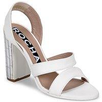 Παπούτσια Γυναίκα Σανδάλια / Πέδιλα Rochas RO18244 Άσπρο